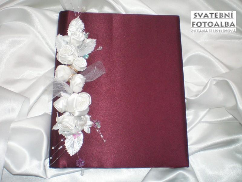 svatební fotoalbum, svatba, svatební album, fotoalbum, kniha hostů