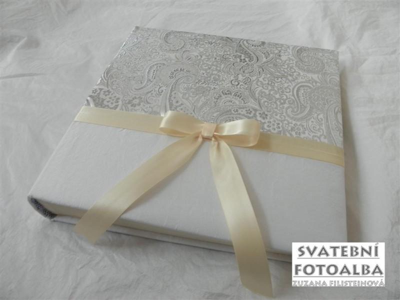 svatební fotoalbum, kniha hostů, svatba, svatební foto, album