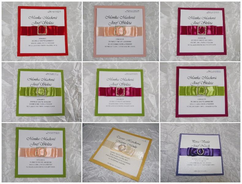 svatební oznámení, jmenovky na stůl, svatební fotoalbum, kniha hostů