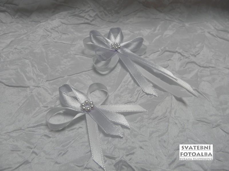 svatební vývazek, světle fialový