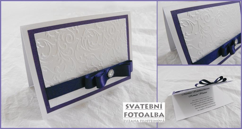 svatební oznámení, jmenovka na stůl, svatba, svatební fotoalbum, kniha hostů